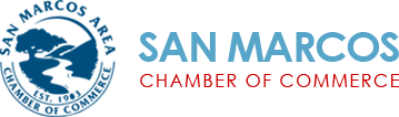 Proud Member of the San Marcos Chamber of Commerce